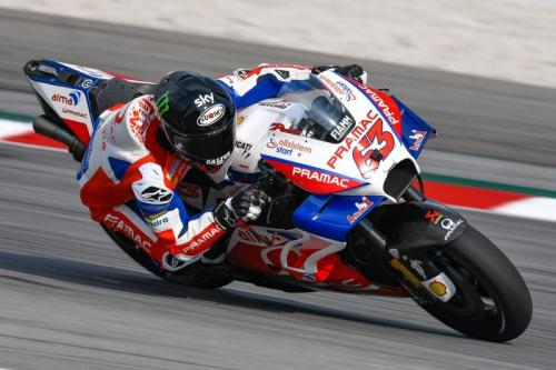 Francesco Bagnaia (Foto: Laman resmi MotoGP)