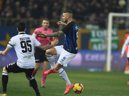 Parma vs Inter Milan (Foto: Inter Milan/Twitter)