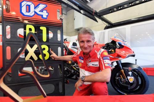Paolo Ciabatti menyebut pabrikan lain di luar Honda berada di belakang Ducati (Foto: MotoGP)
