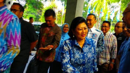 Ani Yudhoyono. (Foto : Dok Okezone)