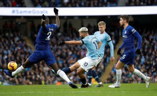 Manchester City vs Chelsea (Foto: laman resmi Premier League)