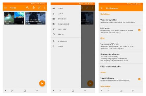 VLC untuk Android. (Foto: Android Pit)