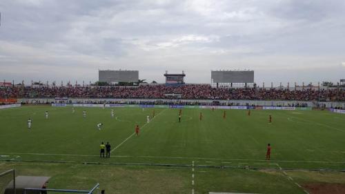 Timnas Indonesia U-22 vs Madura United