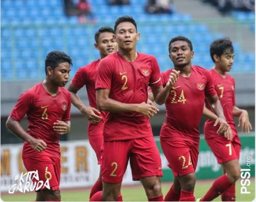 Timnas Indonesia U-22 (Foto: PSSI)
