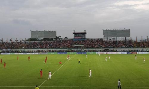 Timnas Indonesia U-22 vs Madura United