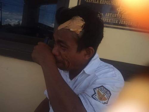 Faisal Daeng Pole. (Foto: Ist)