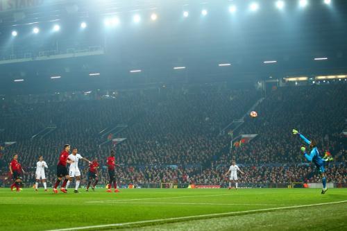 Man United vs PSG (Foto: UEFA)
