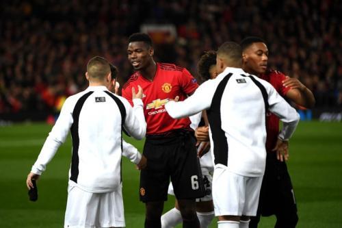Man United vs PSG (Foto: laman resmi UEFA)