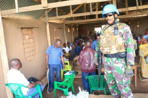 Satgas Konga fasilitas pertemuan antasuku