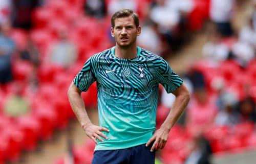 Jan Vertonghen (Foto: Reuters)