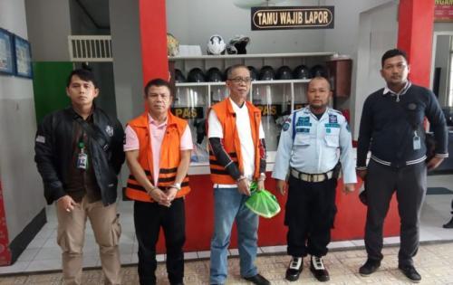 Tersangka korupsi KPP Ambon (dok kpk)