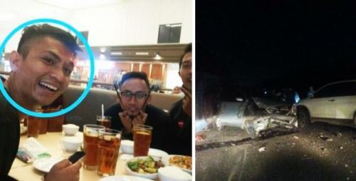 Maznur Tua Marbun, Wartawan RTV yang Jadi Korban Tewas dalam Kecelakaan Beruntun di Tol Jakarta-Merak (foto: Ist)