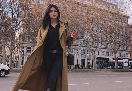 Lucia Rivera Romero, perempuan yang digosipkan berpacaran dengan Marc Marquez (Foto: Instagram)