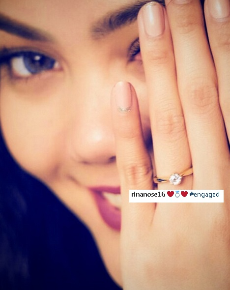 Rina Nose Instagram
