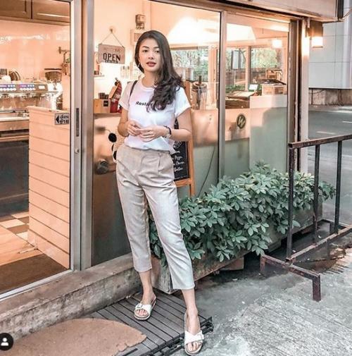 5 ootd cantik elisa jonathan finalis miss indonesia 2019