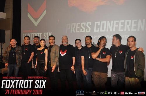 Foxtrot Six (Foto: Instagram)