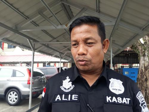 Kasatreskrim Polres Tanjungpinang AKP Efendri Alie F (bunga Ashab)
