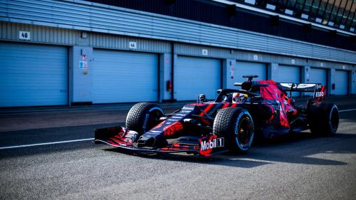 Red Bull Racing (Foto: @redbullracing/Twittter)