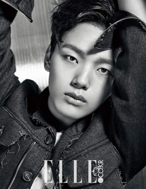 Yeo Jin Goo. (Foto: ELLE)