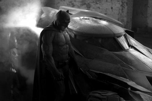 Batman versi Ben Affleck