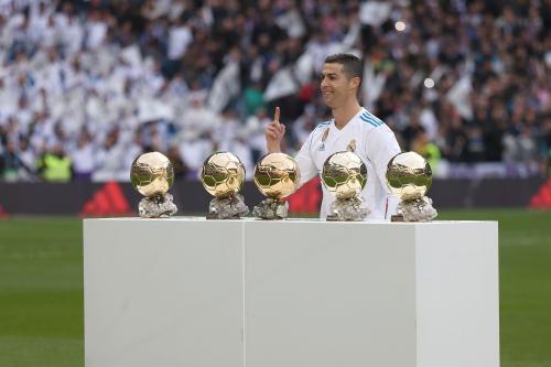 Cristiano Ronaldo Ballon dOr