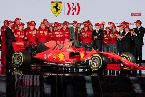 Scuderia Ferrari (Foto: Scuderia Ferrari/Twitter)