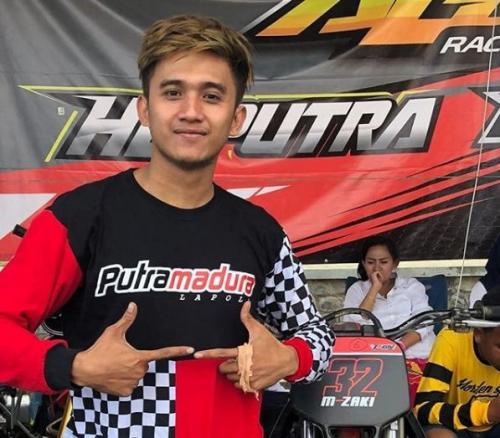 Pembalap Muhammad Hasyim Zaki Adil Semasa Hidup (foto: Instagram)