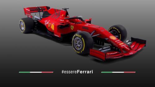 Scuderia Ferrari (Foto: laman resmi Formula 1)