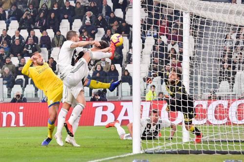 Juventus vs Frosinone (Foto: Juventus/Twitter)