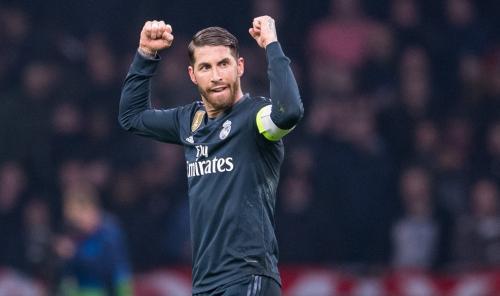 Sergio Ramos (Foto: UEFA)