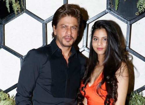 Shah Rukh Khan dan Suhana Khan