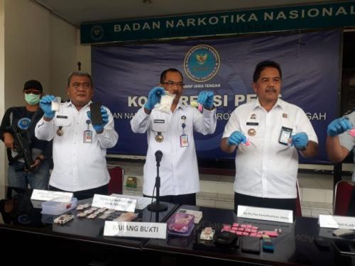 Ilustrasi BNN ungkap jaringan narkoba di Lapas