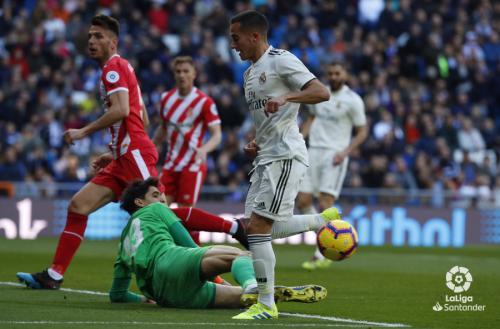 Real Madrid vs Girona (Foto: Laman resmi Liga Spanyol)