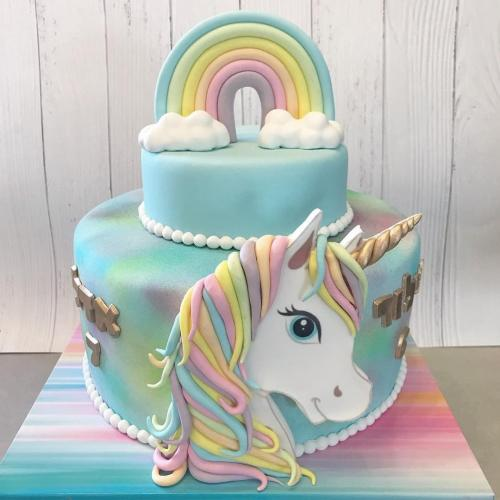 Sedang Trending Uniknya Kuliner Bertema Unicorn Yang Bikin