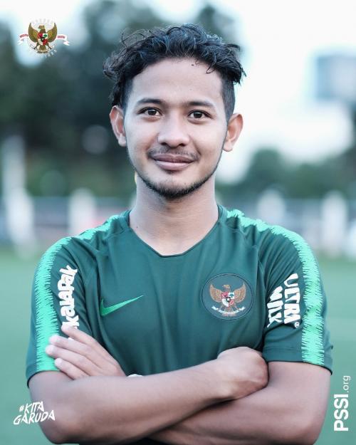 Gian Zola dipercaya bela Timnas Indonesia U-22