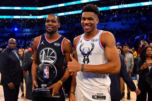 NBA All-Star (Foto: Gettyimages)