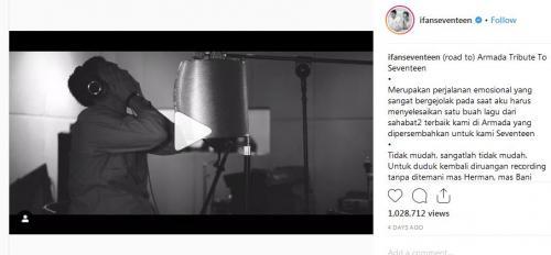 Ifan Seventeen Instagram
