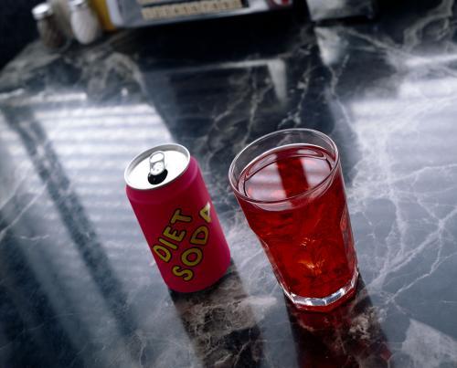 Minuman Diet Soda