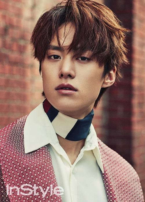 Gong Myung. (Foto: InStyle)