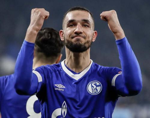 Laga Schalke vs Manchester City