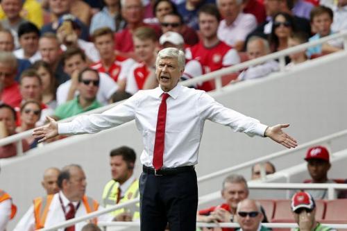 Arsene Wenger saat masih menangani Arsenal