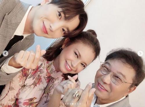 Lee Soo Man, Leeteuk Super Junior dan Rossa