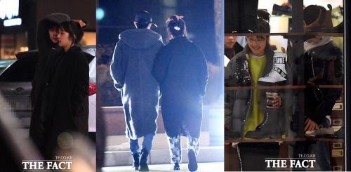 Jo Byung Gyu dan Kim Bora SKY Castle