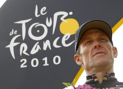 Lance Armstrong (Foto: Reuters)