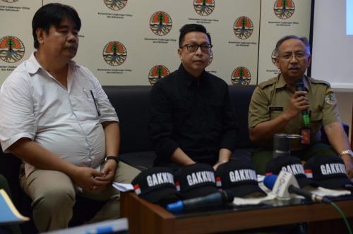 Diskusi Kebakaran Hutan dan Lahan di Riau (Ist)