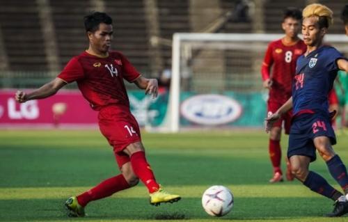 Timnas Vietnam U-22 (Foto: laman resmi AFF)
