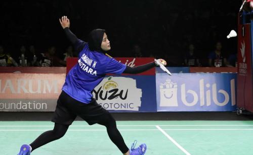 Hanna Ramadini (Foto: PBSI)
