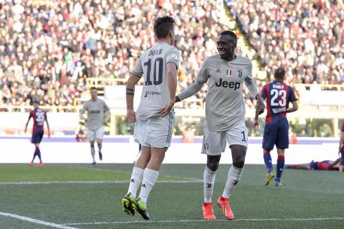Bologna vs Juventus (Foto: Twitter Juventus)