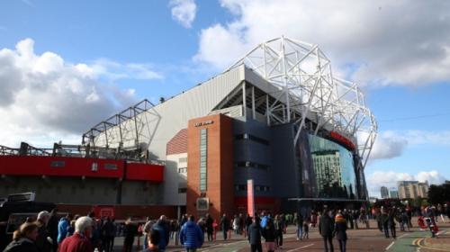 Stadion Old Trafford (Foto: laman resmi Man United)