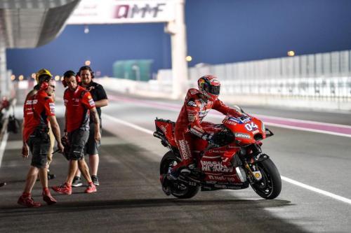 Motor Ducati tanpa winglet